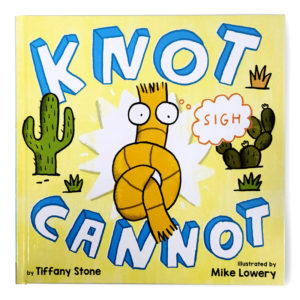 Knot Cannot Book